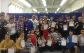 Команда боксеров «Живой стали» стала серебряным призером соревнований