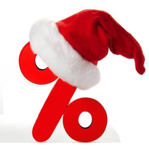Новогодняя акция! Выбери свой подарок! Только с 15 по 31 декабря!